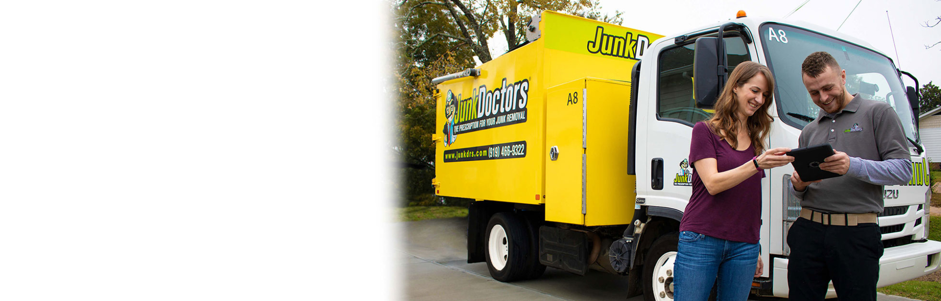 North Carolinas Best Rated Junk Removal Co.