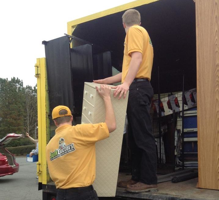 Junk Doctors Furniture Removal